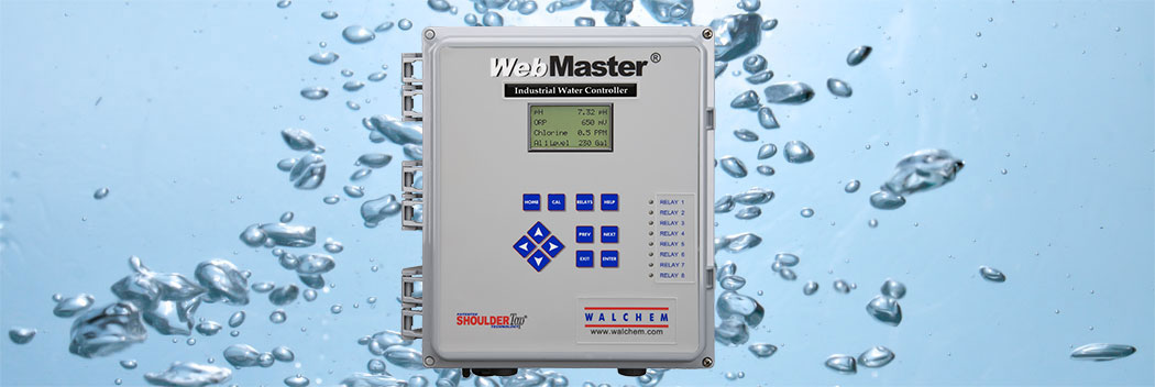 Walchem Ph Meter : Walchem ph orp process water controllers for waste